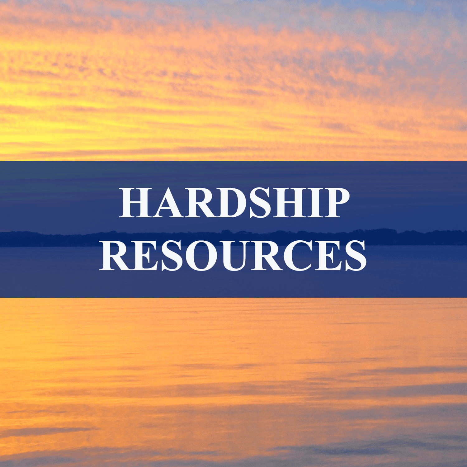 Hardship Resource Packet